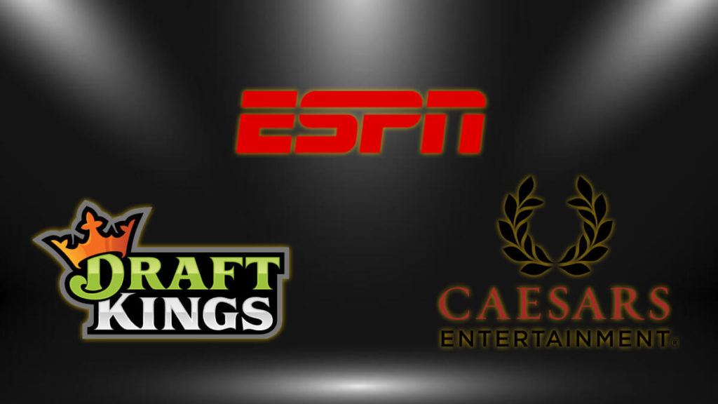 ESPN draftkings partnership